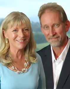 Mary and Gary O'Brien
