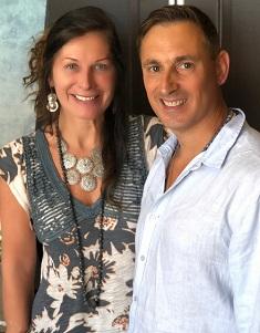 Renee Blodgett & Anthony Campagnone